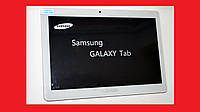 "10,1"" Планшет-телефон Samsung Galaxy Tab 2Sim - 8Ядер+4GB Ram+32Gb ROM+GPS Серебристый"
