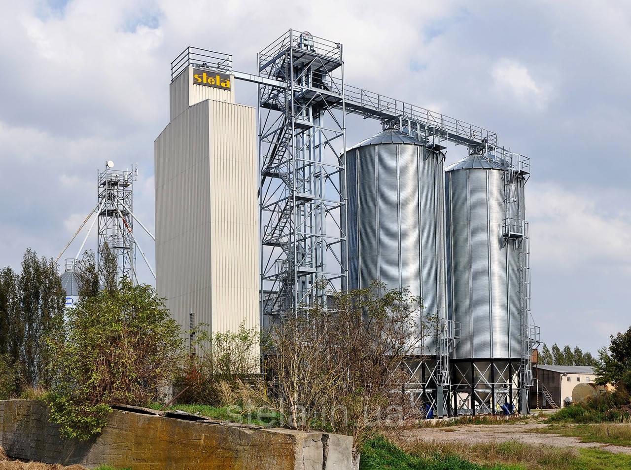 Зерносушилка STELA, Тип: MDB-XN 1/13-SU