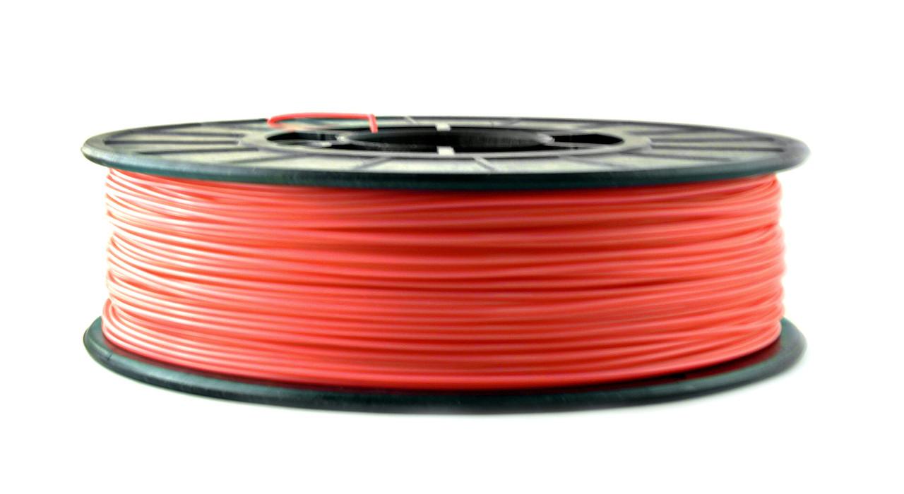 Нить PLA (ПЛА) пластик для 3D печати, Розовый (1.75 мм/0.75 кг)