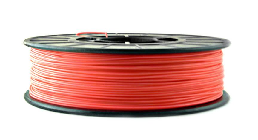 Нить PLA (ПЛА) пластик для 3D печати, Розовый (1.75 мм/0.75 кг), фото 2