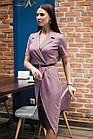 Элегантное женское платье с вышивкой - модель 2019  - Код пл-281, фото 3