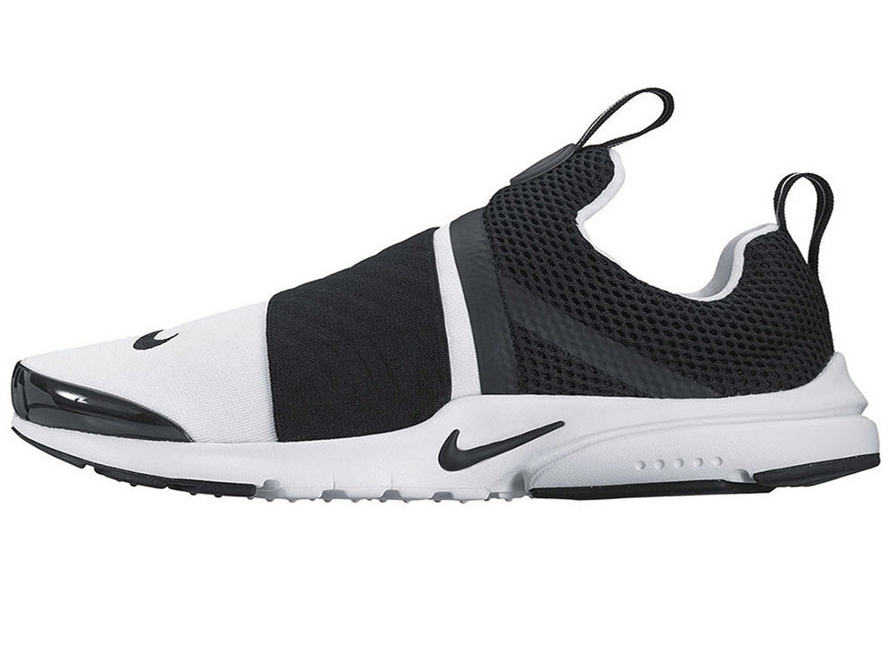 brand new be0a7 3c7b9 Мужские кроссовки Nike Air Presto Extreme Black White (Реплика ААА+) -  Интернет