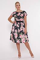 Платье Лорен розы, фото 1