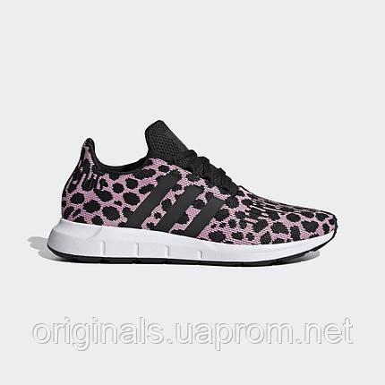 Кроссовки женские Adidas Swift Run W CG6142  , фото 2