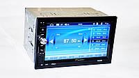 2din Pioneer 7043 Автомагнитола USB+SD+Bluetooth