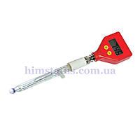 PH-метр PH-98107 (KL-98107) со сменным стеклянным электродом (SP300C) BNC