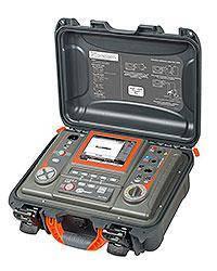 Мегомметр MIC-5010UA, вимірювач опору електроізоляції до 15 ТОм