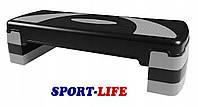 Степ-платформа 3-ступенчатая SportVida SV-HK0160