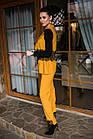 Нарядный женский костюм с вышивкой - модель 2019  - Код км-280, фото 3