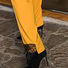 Нарядный женский костюм с вышивкой - модель 2019  - Код км-280, фото 4