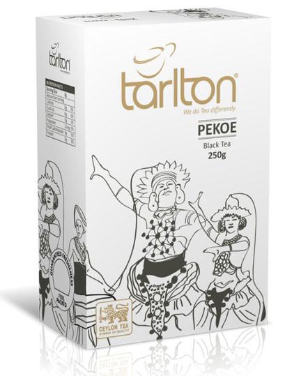 Чай черный крупнолистовой Тарлтон Pekoe 250 г
