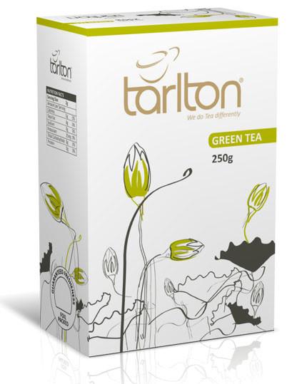 Чай зелений листовий Тарлтон Gunpowder Green Tea 250 г