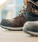 Защитные ботинки S3 ESD SRC NATURE BROWN Wurth, фото 6