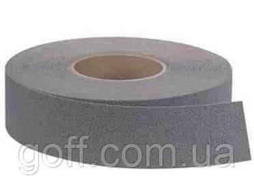 Антискользящая лента 50 мм эластичная серая