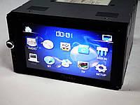 """2din Pioneer PI-888 7"""" экран Mp3-Dvd-Tv/Fm-тюнер + пульт"""