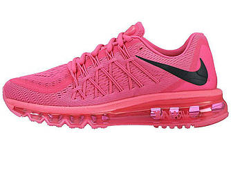 Женские кроссовки Nike Air Max 2015 Pink (Реплика ААА+)
