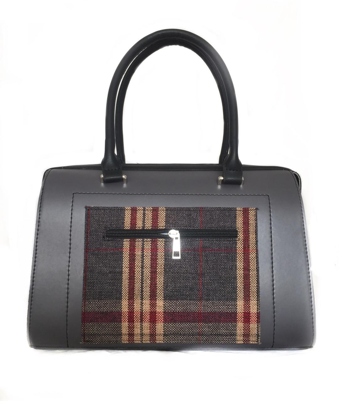 Женская сумка из экокожи Betty Pretty разноцветная 812P43015383SHTL