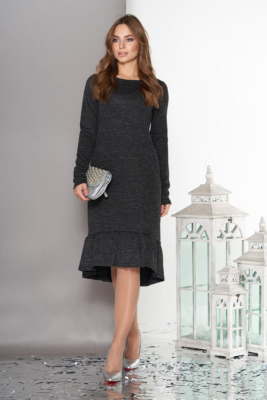 9c94557200d Трикотажное платье