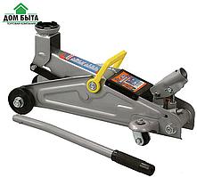 Домкрат гидравлический гаражный Miol 80-100