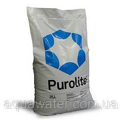 Фільтруючий матеріал Purolite C-100E для пом'якшення води. Катіоніт в фільтр пом'якшувач