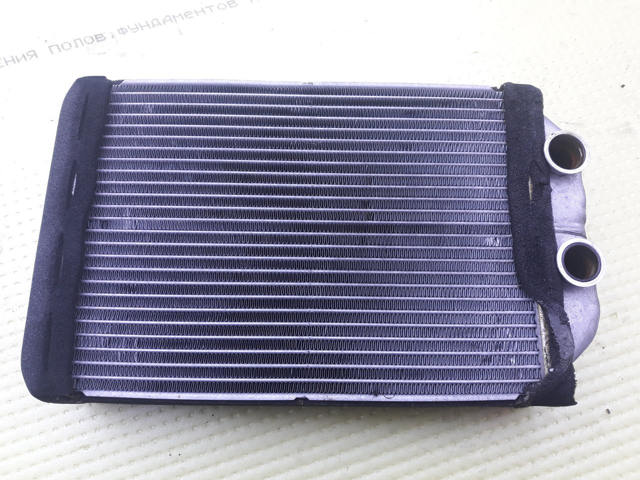 Радиатор печки отопителя ауди а6 с5 audi a6 c5 оригинал бу