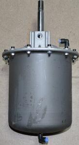 Цилиндр отрывной лапы в зборе со штоком 6009247