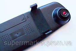 "Видеорегистратор-зеркало заднего вида, DVR 138E, экран 2.8"", фото 2"