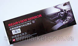 "Видеорегистратор-зеркало заднего вида, DVR 138E, экран 2.8"", фото 3"