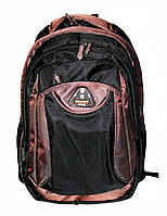 Рюкзак ортопедический для ноутбука коричневый Enrico Benetti (Голландия) 48011.610