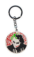 Брелок  Джокер Joker Тёмный рыцарь JK10.100