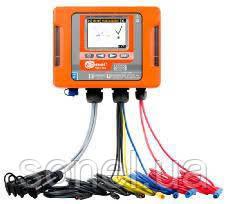 Аналізатор параметрів якості електричної енергії PQM-700UA з сертифікатом