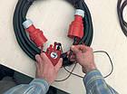 Тестер целостности цепи испытано в соответствии с EN 61010/DIN VDE 0100 - 410/IEC 1010, фото 3