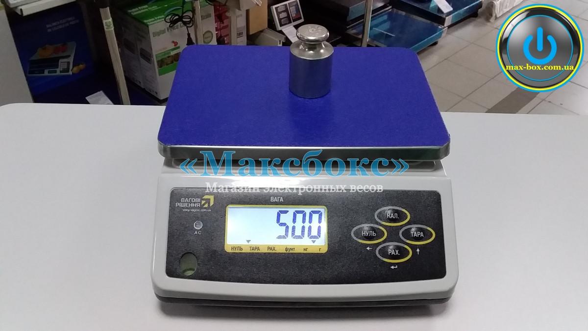 Ваги фасувальні 3 кг (PC-3 Ф)