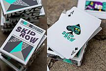 Карти гральні   Skid Row by Gemini, фото 3