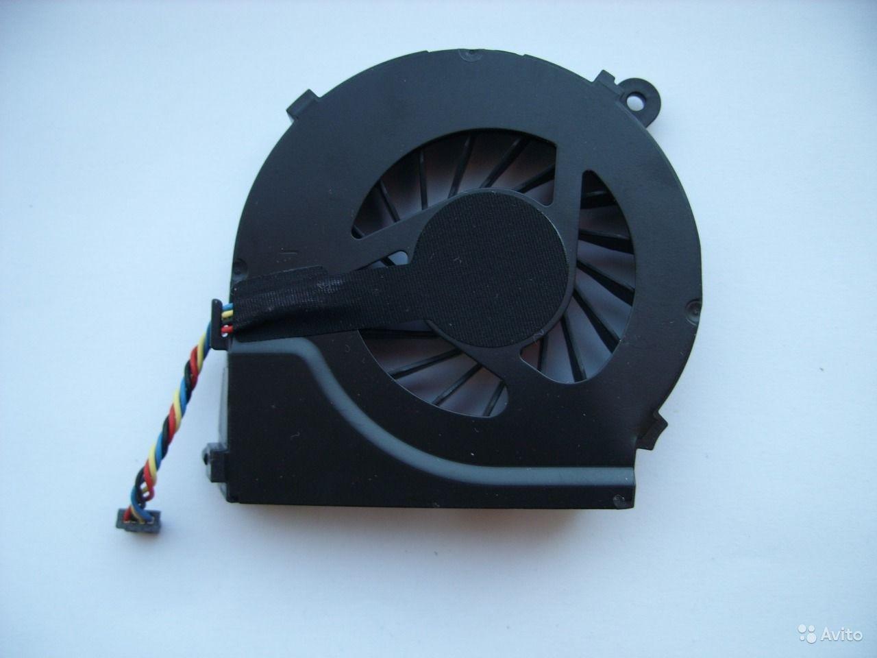 Вентилятор для ноутбука HP Pavilion G6-1000 CQ56 G4 G4t G4-1000 G4T-1000 G6 G6t G6z G7 G7t g7-1000 Series Fan