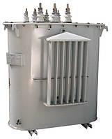 Трансформатор напряжения ТМОБ-80 кВА 0,38 кВ силовой масляный для прогрева бетона