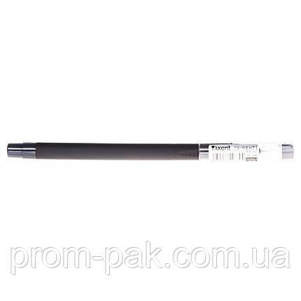 Ручка  черная шариковая Axent Direkt , фото 2