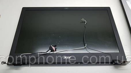 Разборка Acer Extensa 2520 (N15Q1) - верх в сборе. Матрица Рамка Шлейф Крышка матрицы, фото 2