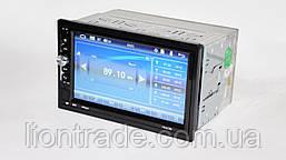2din Sony 7042 Автомагнитола USB+SD+Bluetooth