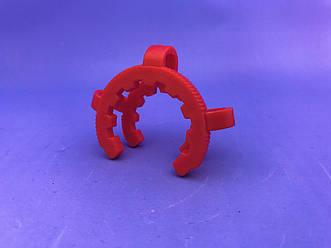 Зажим(фиксатор) для шлифов 29/32 пластиковый