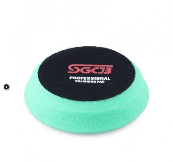 SGCB SGGA046 Полировальный круг твердый зеленый 75x100 мм