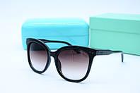 Солнцезащитные очки Tiffany 1496 коричневые