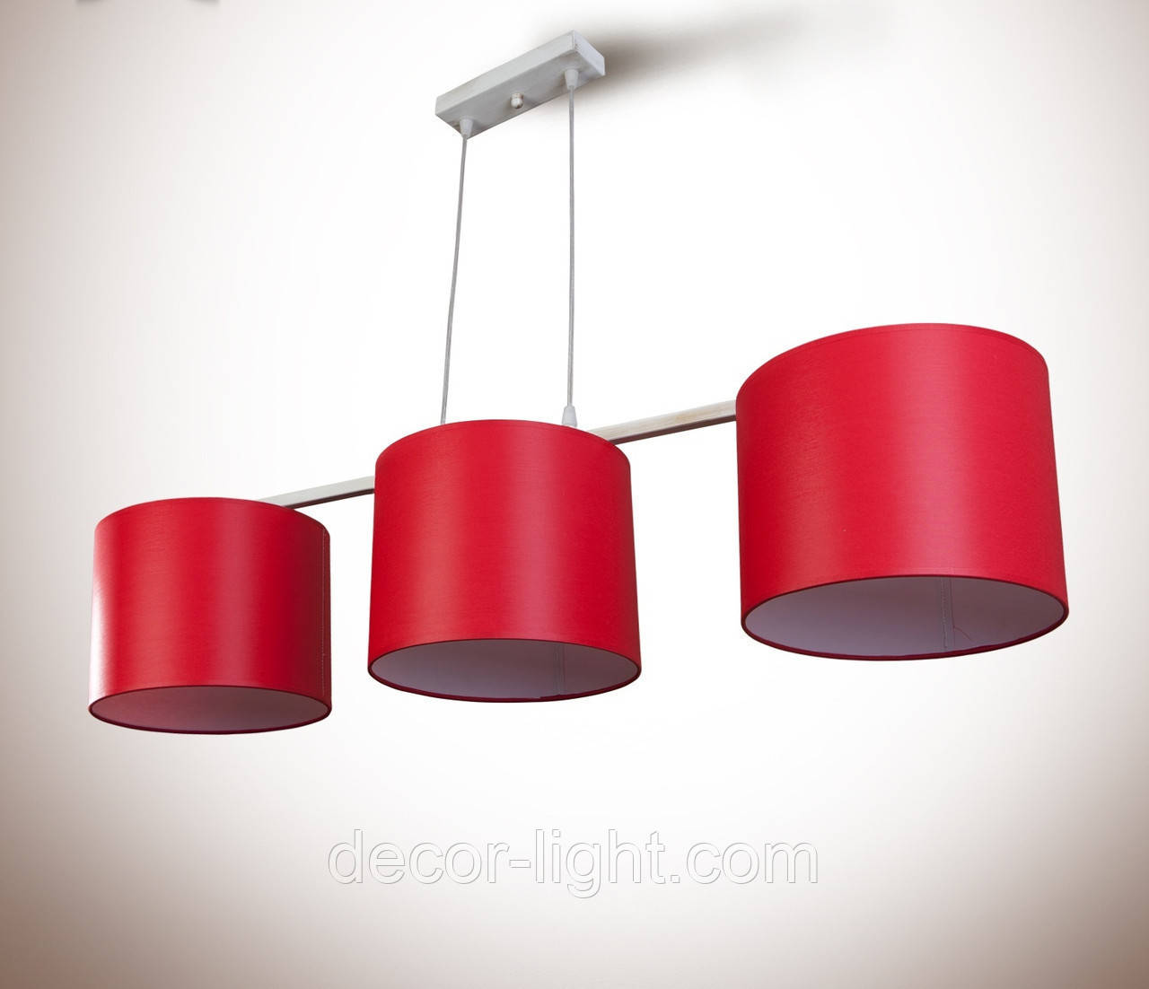 Люстра 3-х ламповая, металлическая для спальни, кухни, детской 19333-10
