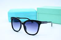Солнцезащитные очки Tiffany 1496 черные