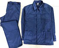 Костюм рабочий мужской. Спец одежда. Куртка и штаны. Роба