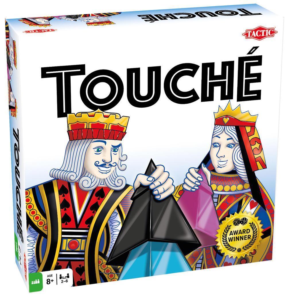 Настольная игра Tactic Туше (Touche) (02752)