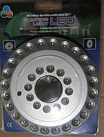 Светодиодная кемпинговая лампа-фонарь в палатку на 36 LED