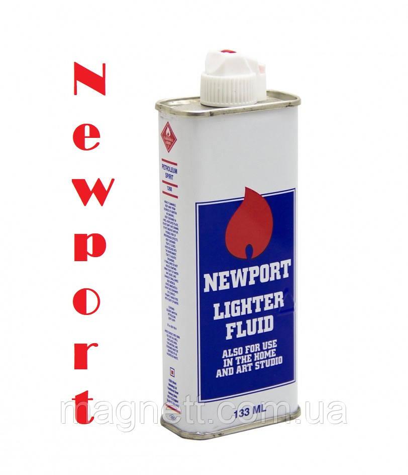 Бензин для заправки зажигалок Newport 133ml