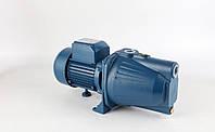 Насос поверхностный самовсасывающий центробежный для скважины JET 100L 1100 Вт