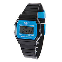 Годинник Neff - Flava Classic Watch Black/Cyan, фото 1